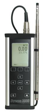 Swema 3000 test kit with SWA-31 probe and hard box 5706445560165