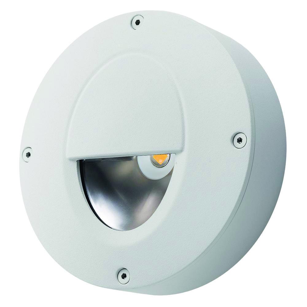 Callisto Wall Mat-Hvid 4W LED 2700K