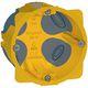 Forfradåse Gul Lufttæt 2M 50MM inklusiv aflastning 8717102811