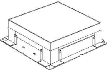 Indstøbningsbox 110-150 mm UFB-IG 5197565