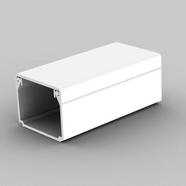 Unite kabelkanal LHD 25x20 hel kasse  40M (Hvid) LHD 25X20 KS