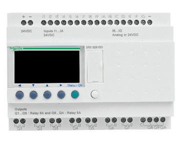 Zelio SR3 startpakke 26 i/u 230AC SR3PACK2FU