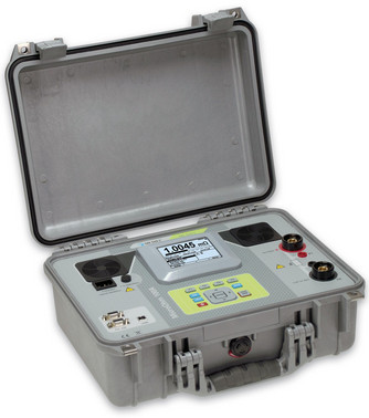 Metrel MI3252 Microohmmeter, 100A teststrøm 5706445481125