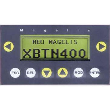 Operatørpanel 4X20 karakterer XBTN400