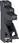 Sokkel for RXG relæer med 1 C/O kontakter og skrueterminaler RGZE1S35M miniature
