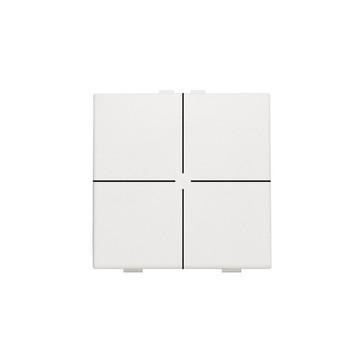 4-tryk, white, NHC 101-51004