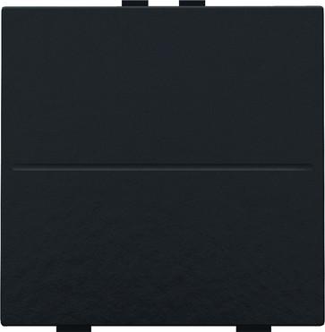 Tangent til 2-tryk, trådløs, Bakelite® piano black coated. 200-00001