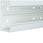 Kanalbund BR65130 68X130 Plast RAL 9016 BR6513019016 miniature
