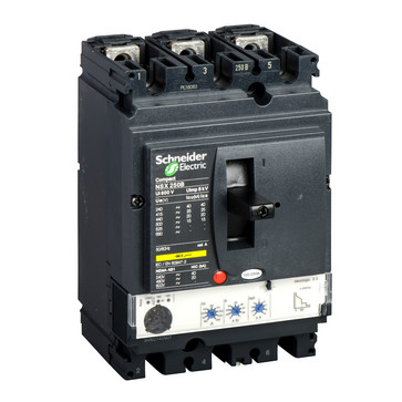 Maksimalafbryder NSX250B+MicroLogic 22/250 3p LV431140