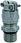 Cable gland HSK-MZ-EMV M16X1.5 6-10 1692160050 miniature