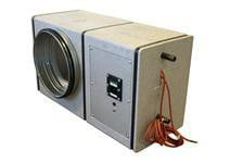 Danfoss Air geothermal pre-heater/cooler 089F0354