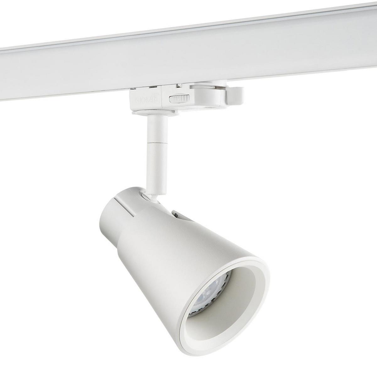 Zip Zoom Mat-Hvid 6,5W LED 2700K 3Fase