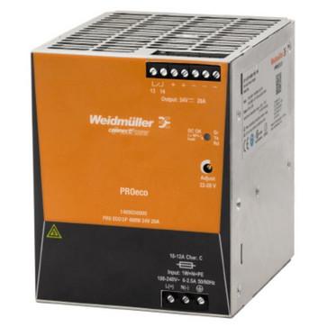Strømforsyning PRO ECO3 480W 24V 20A 1469550000