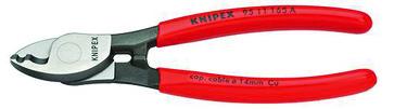 Knipex kabelsaks med dobbeltskær 95 11 165 A SB 95 11 165 A SB