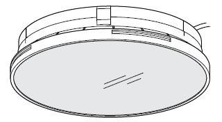 Philips SlimBlend Disk BR380 Indbygget 2000lm/930 SpaceWise MLO-optik Hvid