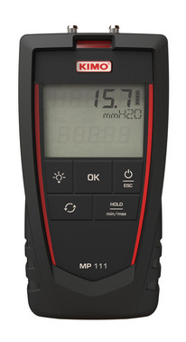 KIMO MP111S Micromanometer 5703534400401