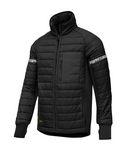 AllroundWork 37.5® quiltet jakke 8101 sort M