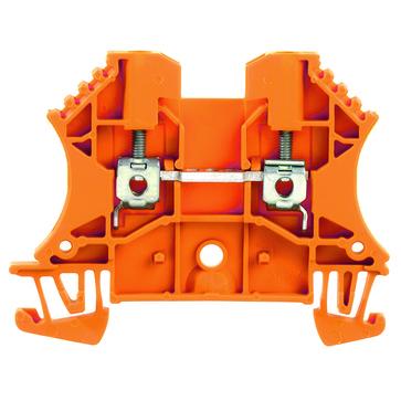Gennemgangsklemme WDU 2,5 orange 102006 1020060000