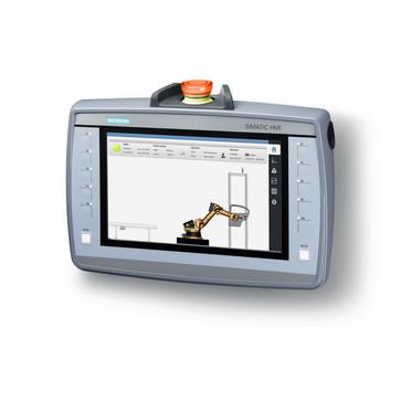 SIMATIC HMI KTP900F MOBILE, 9.0'' TFT skærm, 800 X 480 pixel,16M farver 6AV2125-2JB23-0AX0