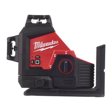 Milwaukee 3-Planslaser M12 3PL-0C 4933478103