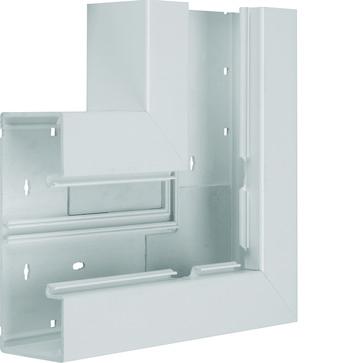 Fladvinkel plast for BR65170 RAL 7035 BR6517057035