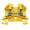 Gennemgangsklemme WDU 2,5 gul 102002 1020020000 miniature