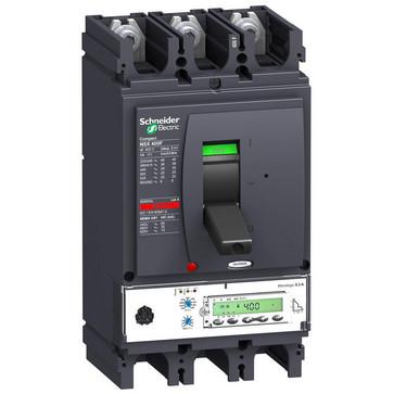 Maksimalafbryder NSX400N+Mic5.3A/400 3P LV432699