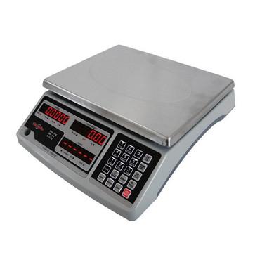 Tællevægt 3 kg / inddeling 0,1 g med LED display 18561210
