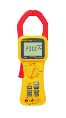 Fluke 355 sand RMS 2000 A tangmeter 2840265