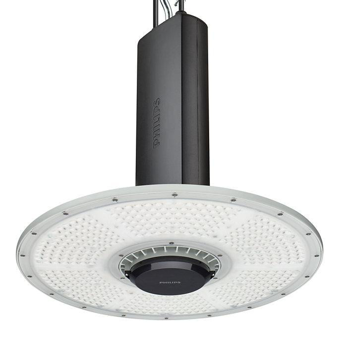 Philips CoreLine Highbay Gen4 BY122P LED 25000lm/840 DALI Bredstrålende (WB)