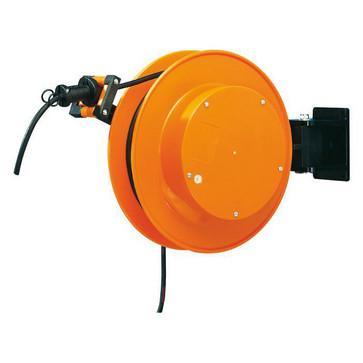 Kabeltromle m/vægbestandig  15M 7X1,5MM 62033715