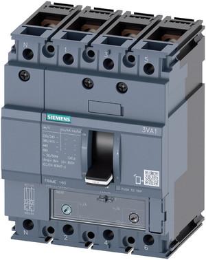 Maksimalafbryd,fs160,32A,4p,25ka,tm240 5...10 x in kabel beskyttet 3VA1132-3GF46-0AA0