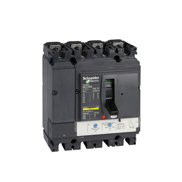 Maksimalafbryder NSX160B+TM100D 4P4D LV430332