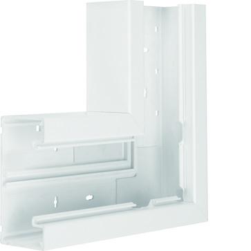 Fladvinkel plast for BR65130 RAL 9016 BR6513059016