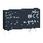 Solid state relæ slim nulvoltskoblende for SSLZR og SSLZV sokkel 280VAC 2A 60VDC forsyning SSL1A12ND miniature