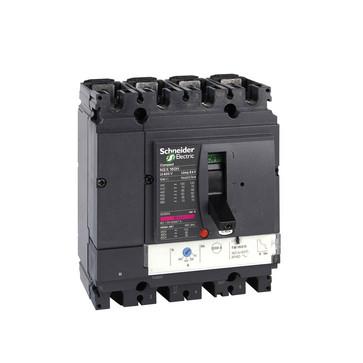 Maksimalafbryder NSX160N+TM160D 4P4D LV430860