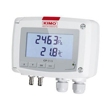 KIMO CP212-HO-R, Differenstryktransmitter: 0,,±1000Pa 5703534405505