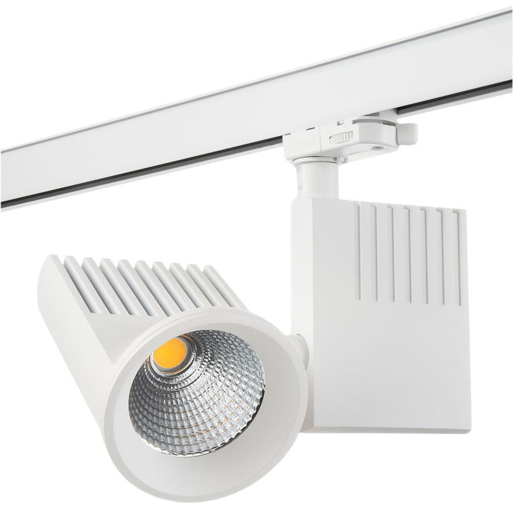 Zip Pro Mat-Hvid 36W LED 4000K 40° 3Fase