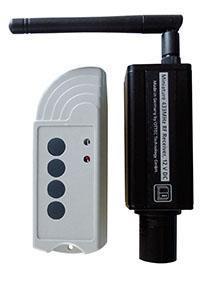 Radio fjernbetjening for Viper røgmaskine 5706445870479