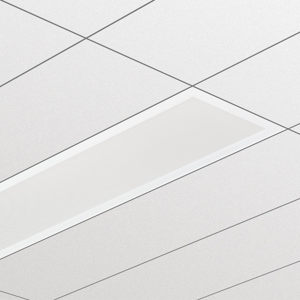 Philips SlimBlend Indbyg Rektangulær RC400B LED 3600lm/840 DALI 30x120