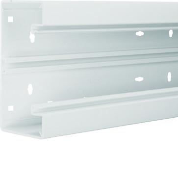 Installationskanalbund BR65170 i plast 68x170mm RAL 9016 BR6517019016