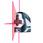 LASERLINER SuperCross - 2P 49-081125 miniature