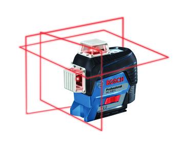 Laser GLL 3-80 C 4xAAA battery 0601063R00