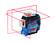 Laser GLL 3-80 C 4xAAA battery 0601063R00 miniature