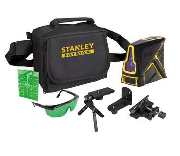 STANLEY cross line laser fcl-g - green FMHT1-77348