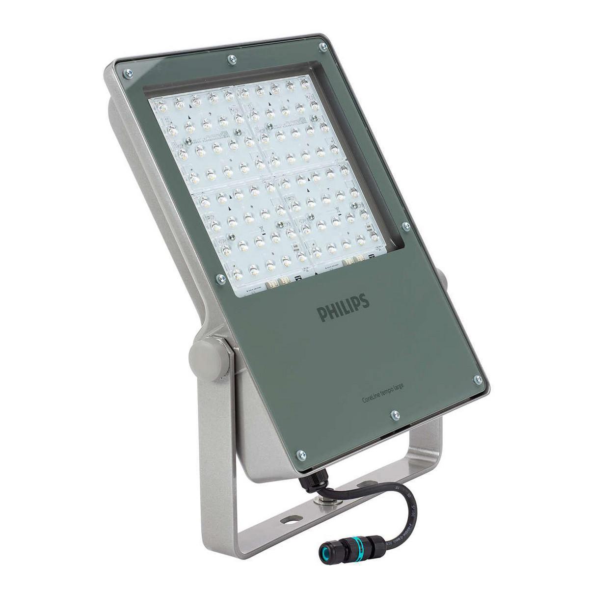 Philips CoreLine Tempo Projektør BVP130 21000Lm/740 162W IP65 IK08 Symmetrisk