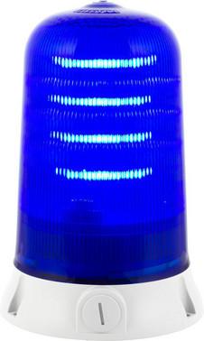 Roterende lampe med LED og multifunktion 240V Blå 90081