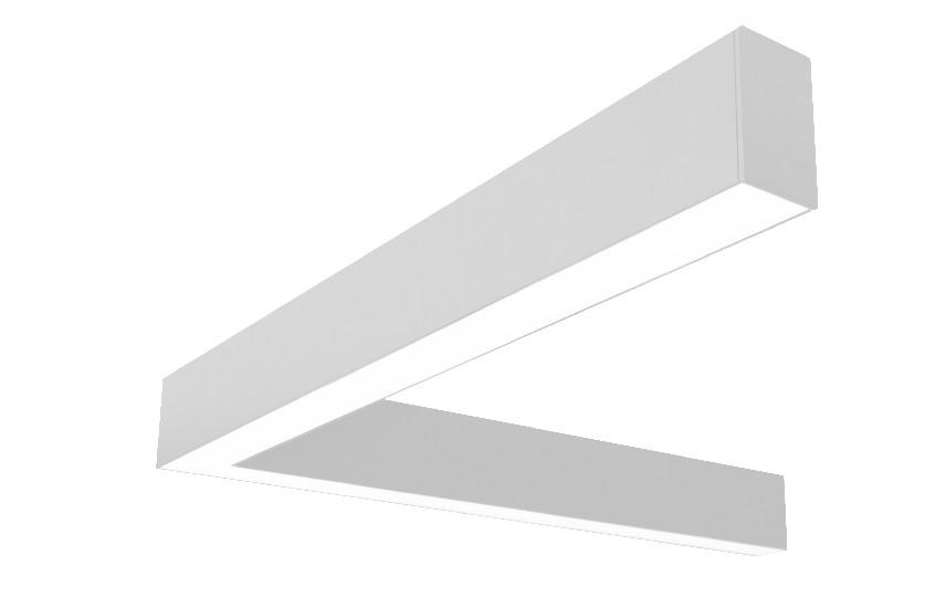 Lineal S Corner Hvid 4000K DALI
