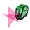 Green Bosch Cross and line laserUniversalLevel 2 0603663800 miniature