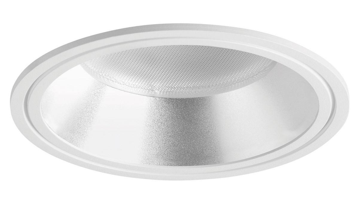 Prettus M OMS 2100lm/19W/83 LED Dali mat reflektor Ø204 indbyg